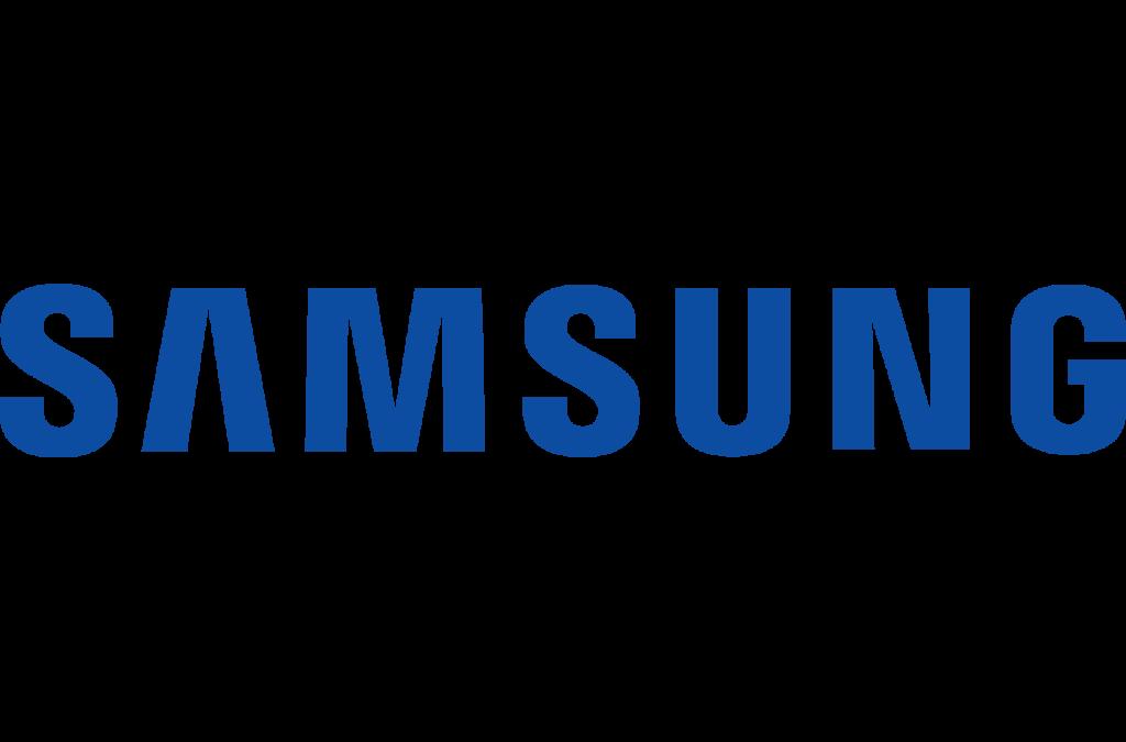 logo samsung - Sprecher